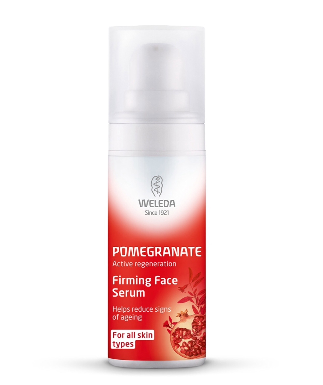 Weleda Pomegranate Firming Face Serum 30ml