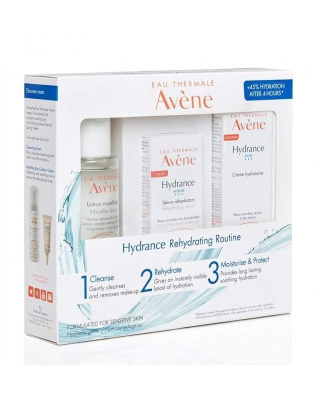 Avene Hydrance Dehydrated Skin Kit