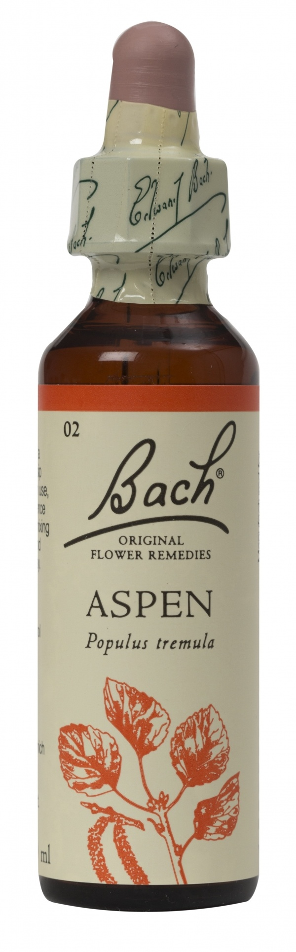 Bach Flower Remedy Aspen 20ml