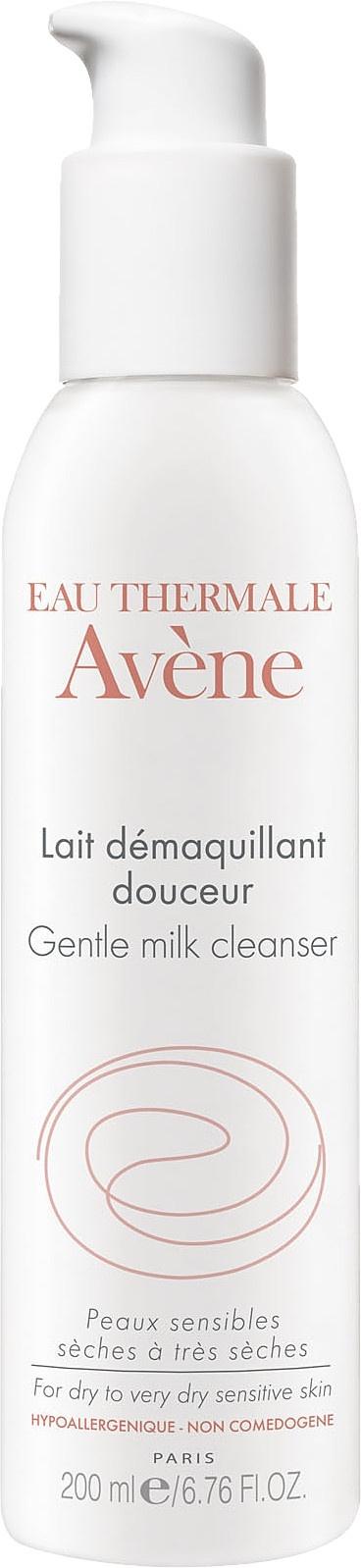 Avene Gentle Milk Cleanser 200ml