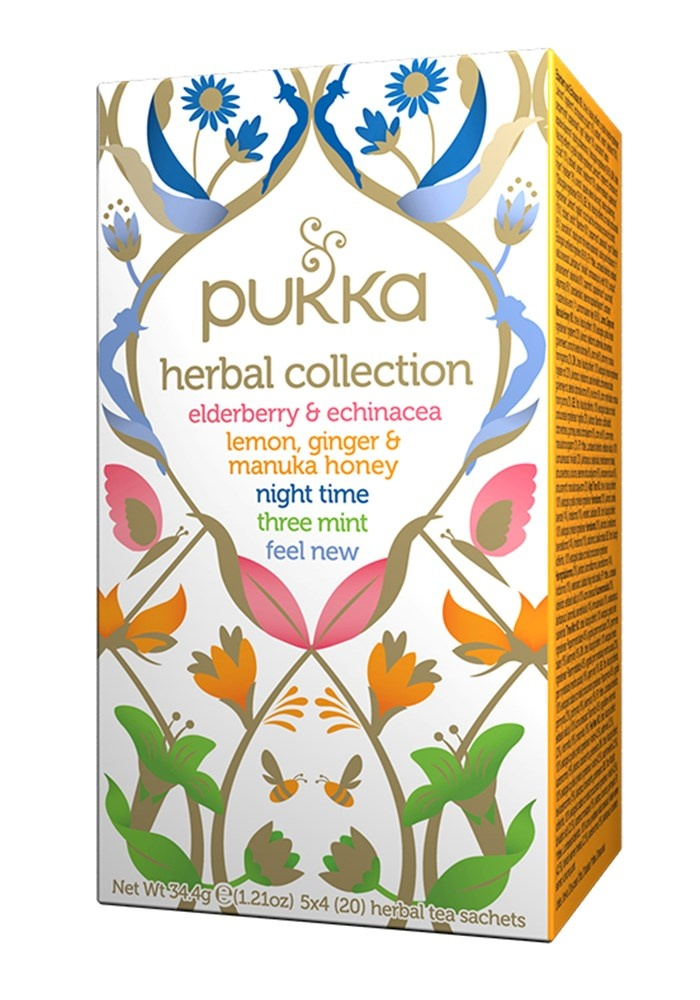 Pukka Herbal Collection x 20 bags