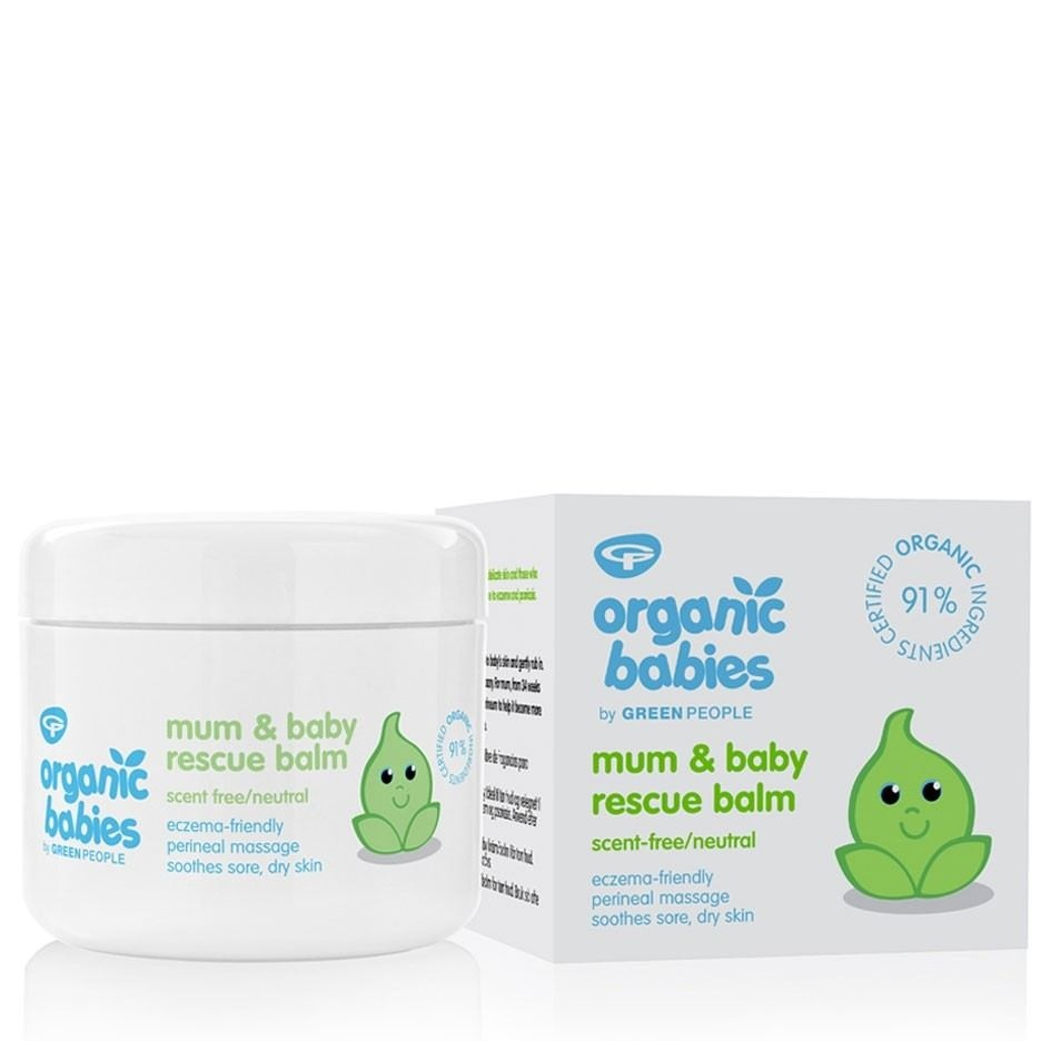 Green People Mum & Baby Rescue Balm  100ml