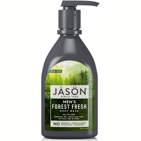 Jason Men All-in-One Body Wash - Forest Fresh 900ml