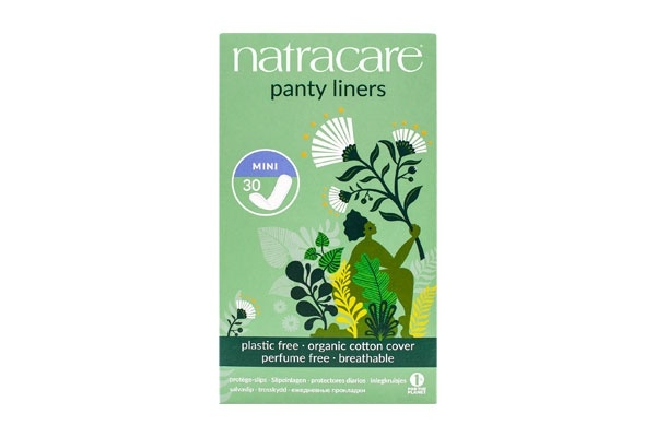Natracare Mini Panty Liners 30's