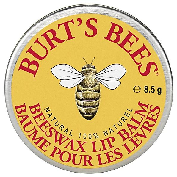 Burt's Bees Lip Balm Beeswax Tin 8.5g