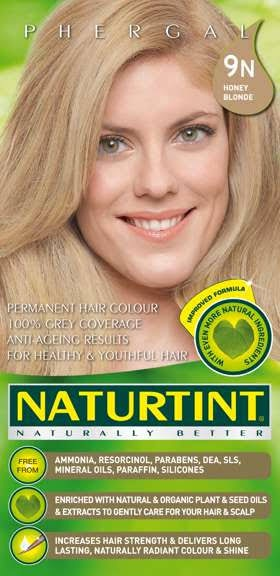 Naturtint Honey Blonde 9N Permanent