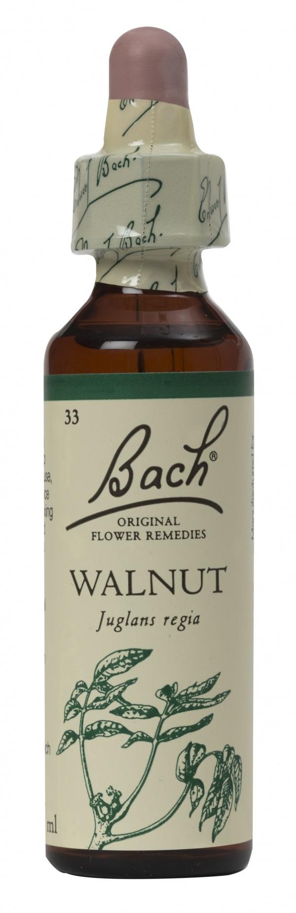 Bach Flower Remedy Walnut 20ml