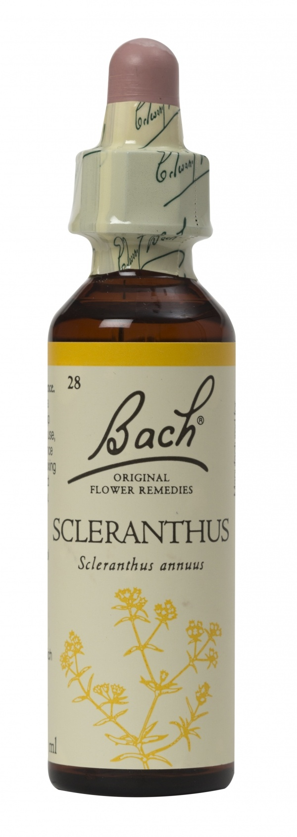 Bach Flower Remedy Scleranthus 20ml