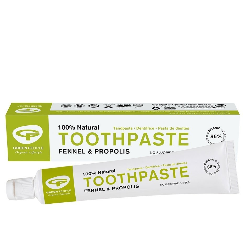 Green People Fennel & Propolis Toothpaste 50ml