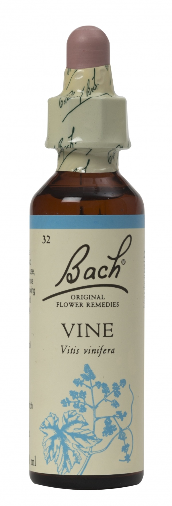 Bach Flower Remedy Vine 20ml