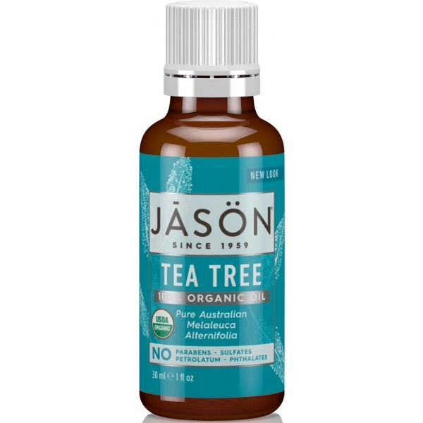 Jason Tea Tree 100% Organic Oil 30ml
