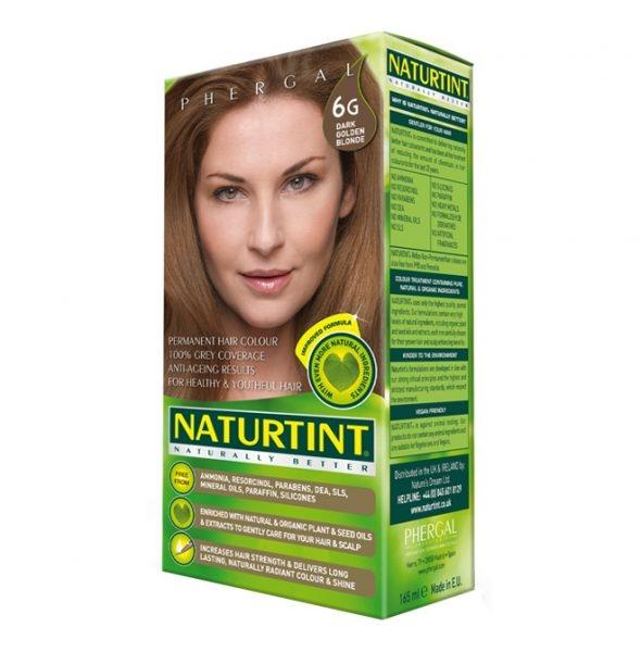 Naturtint Dark Golden Blonde 6G Permanent