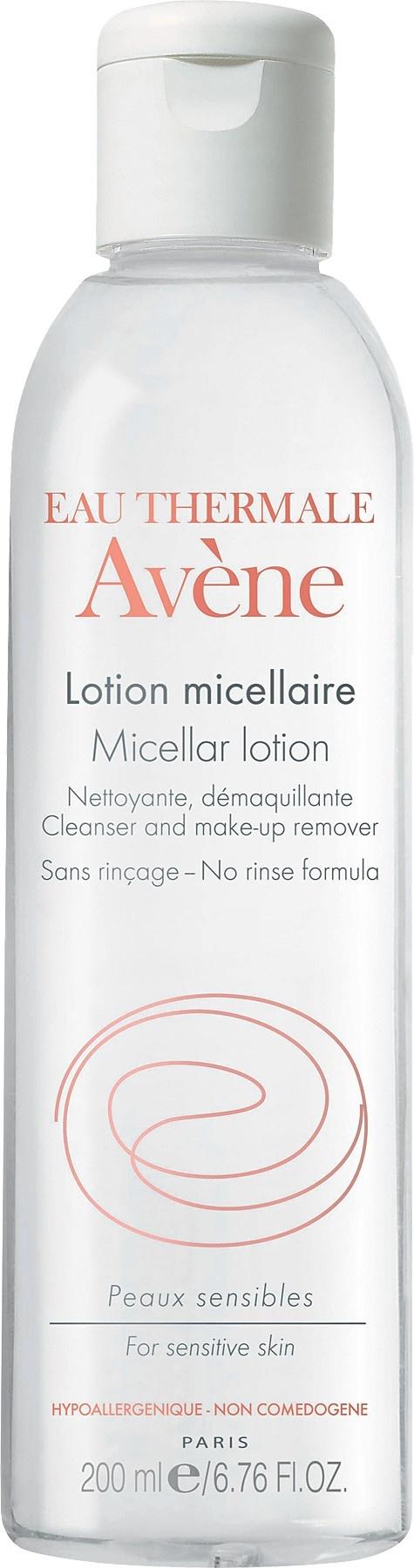 Avene Micellar Lotion Cleanser & Make-Up Remover 200ml