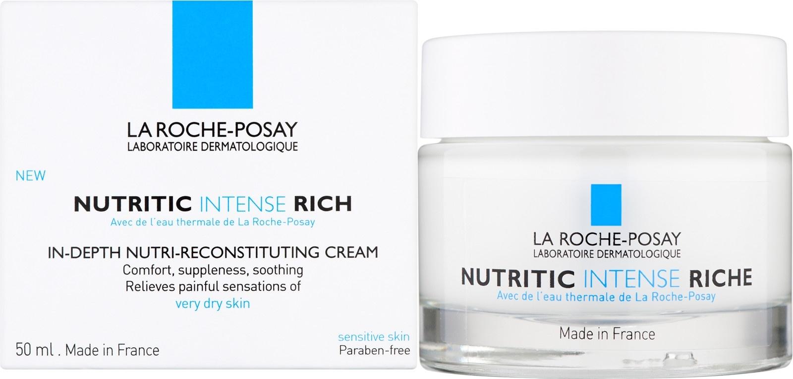 La Roche-Posay Nutritic Intense Rich Cream 50ml