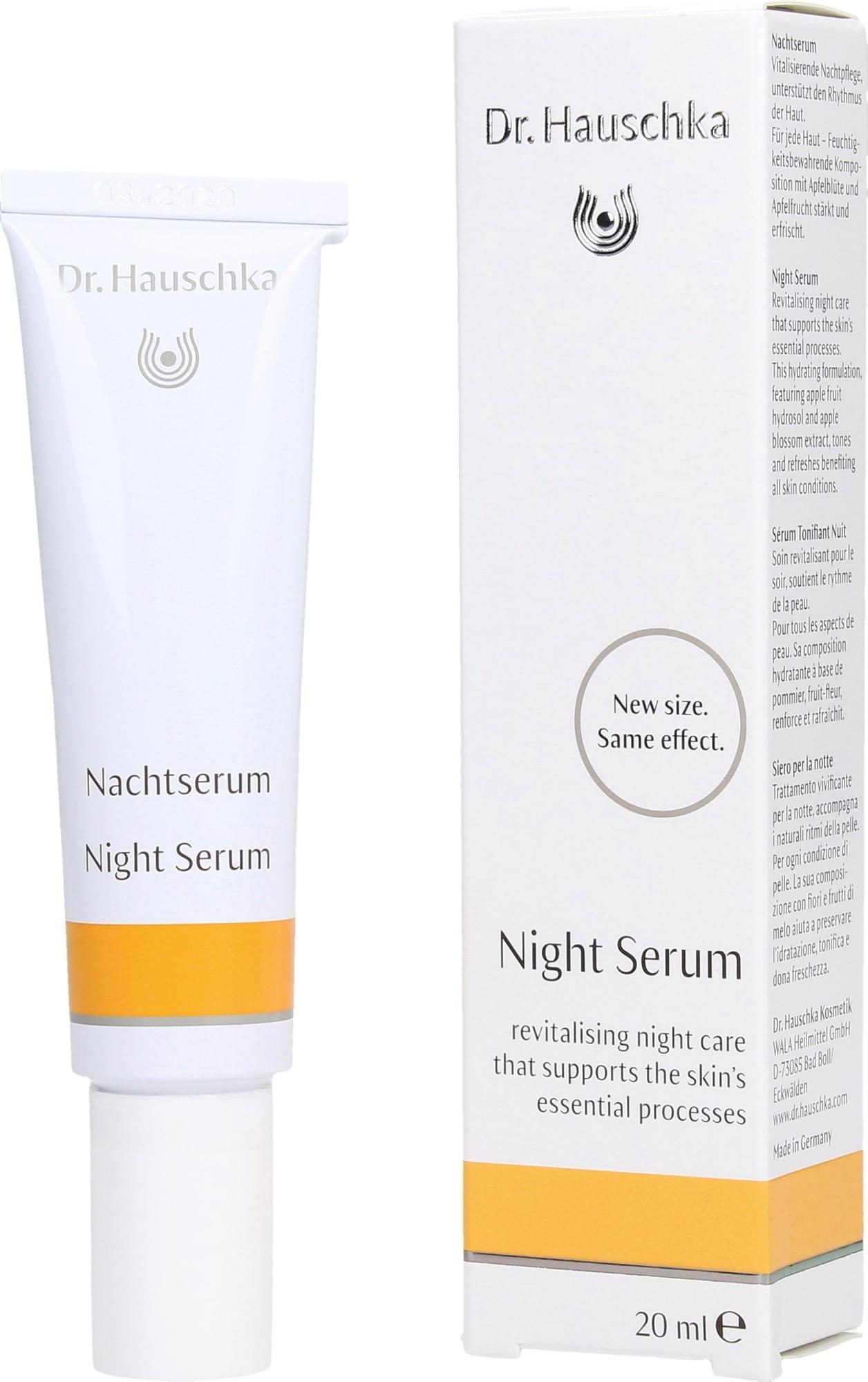 Dr.Hauschka Night Serum 20ml