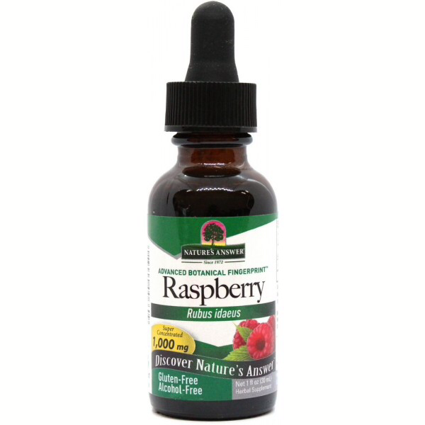 Nature's Answer Red Raspberry Leaf 30ml