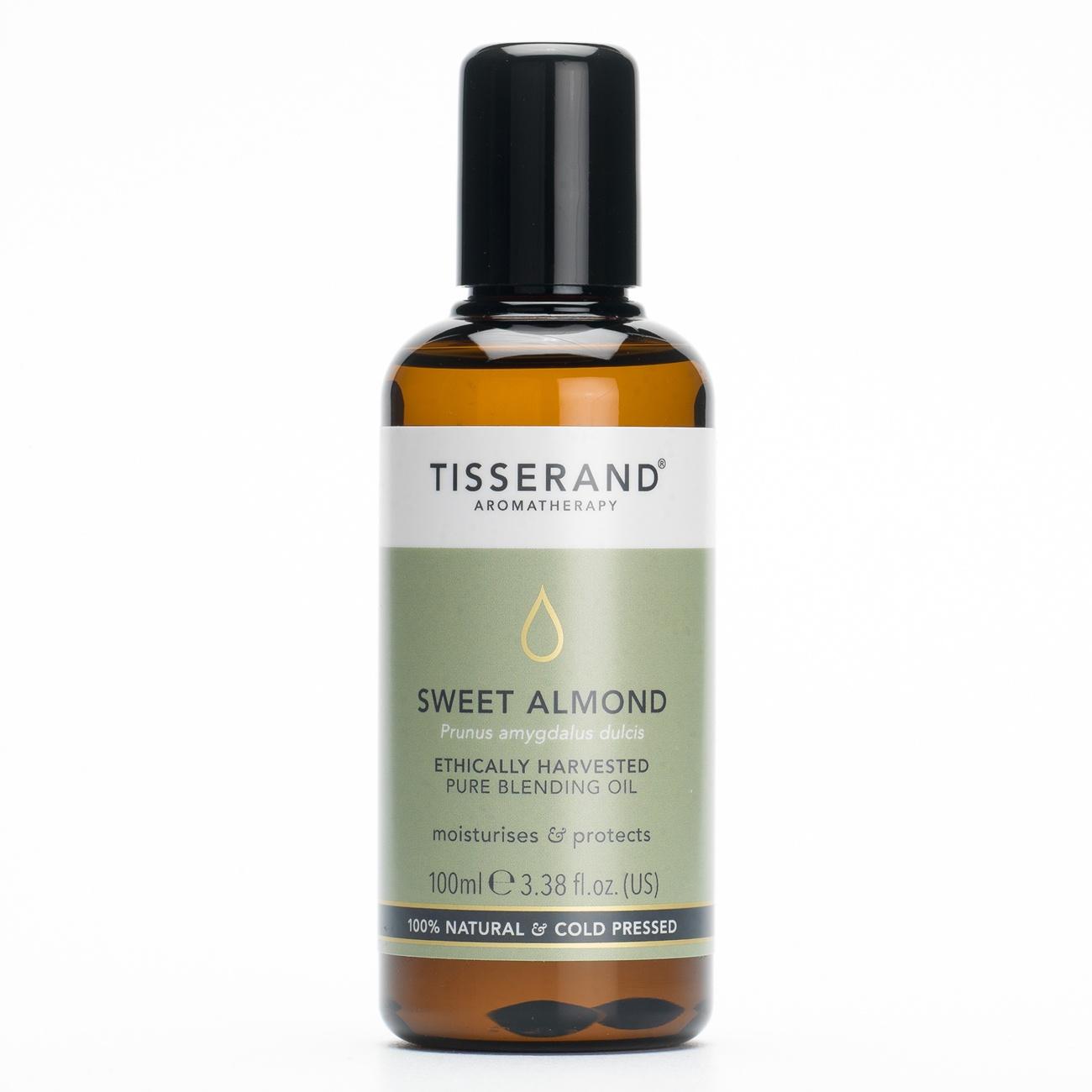 Tisserand Sweet Almond Pure Blending Oil 100ml