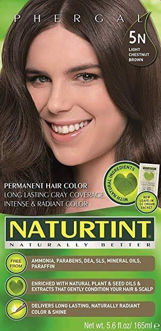 Naturtint Light Chestnut Brown 5N Permanent