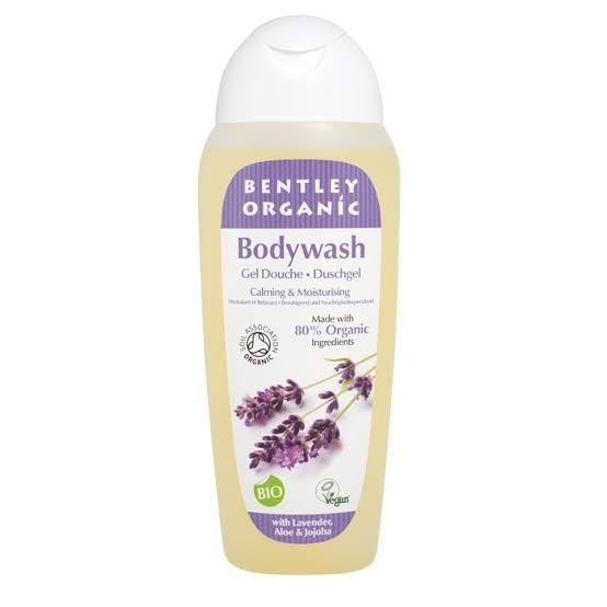 Bentley Organic Calming and Moisturising Bodywash with Lavender, Aloe and Jojoba 250ml