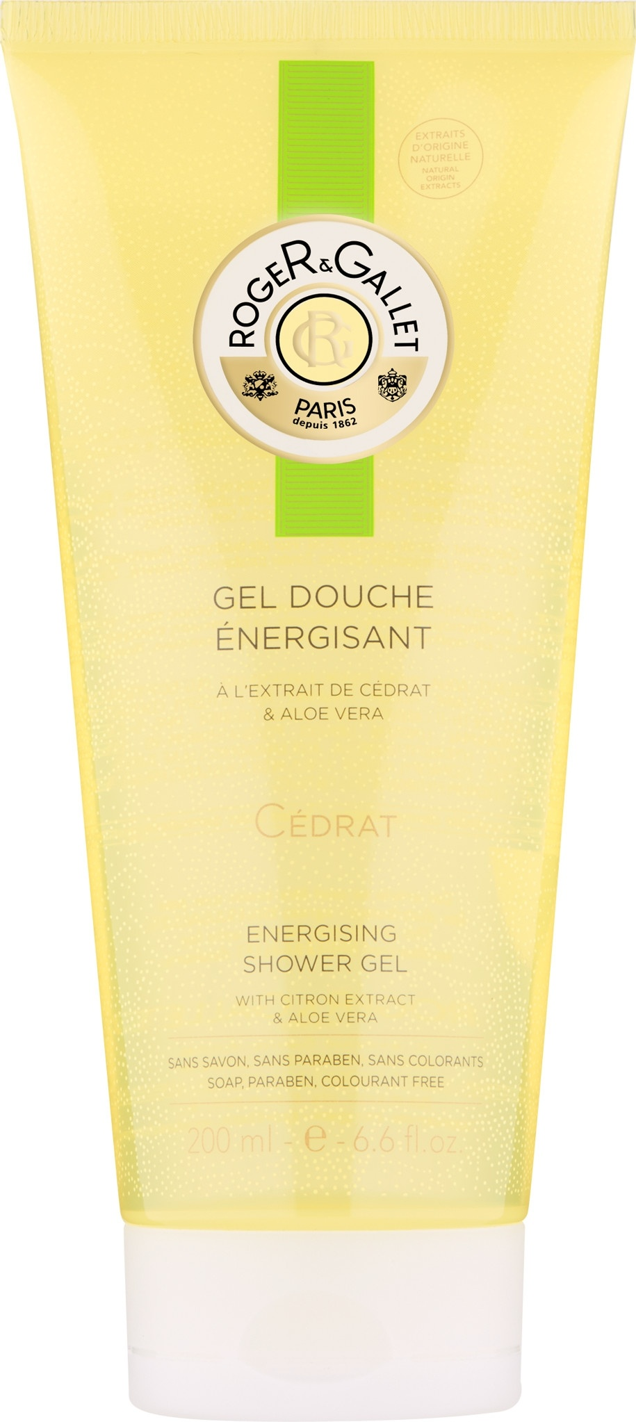 Roger & Gallet Cedrat Shower Gel 200ml