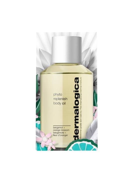 Dermalogica Phyto Replenish Body Oil 125ml Holiday Gift With Limited-Edition Holiday Sleeve