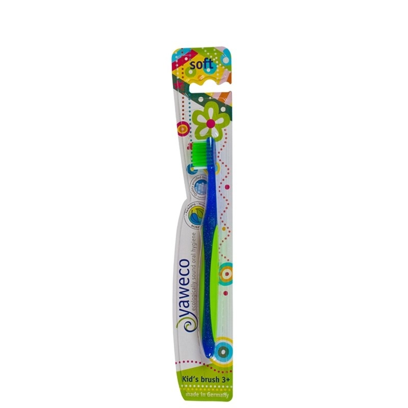Yaweco Kids Toothbrush 3yrs +