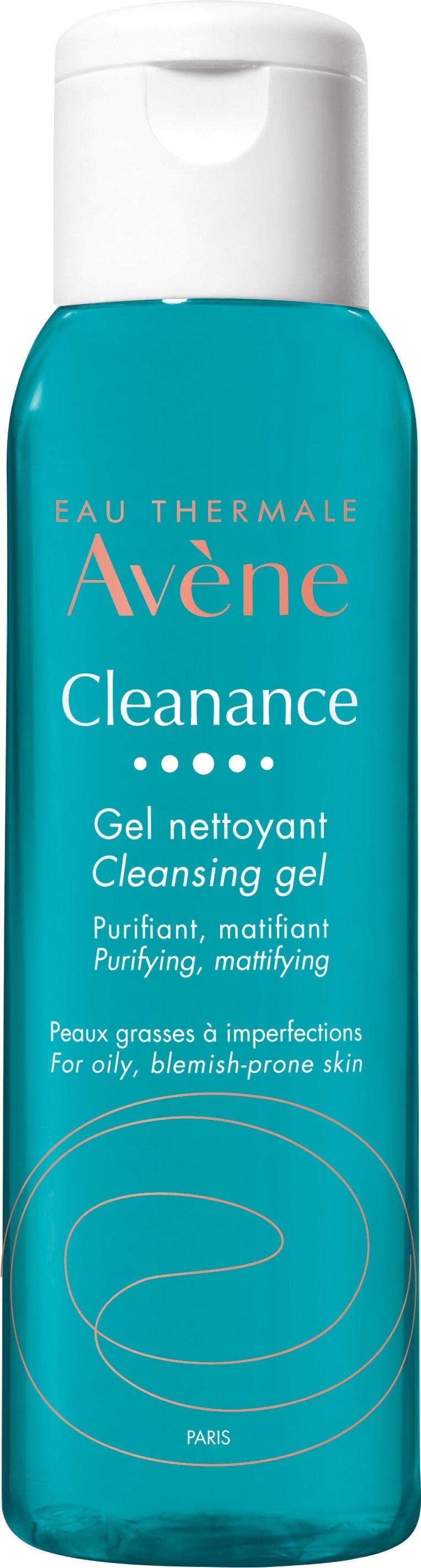 Avene Cleanance Soapless Gel Cleanser 100ml