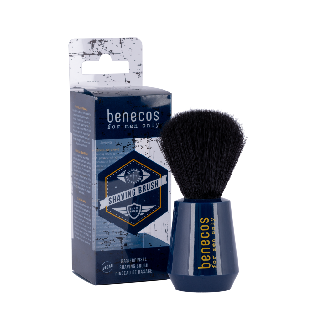 Benecos for men only Shaving Brush