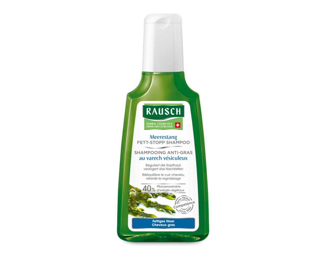 Rausch Seaweed Degreasing Shampoo For Greasy Hair 200mL