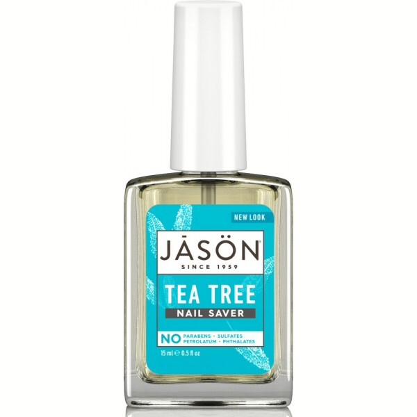Jason Tea Tree Nail Saver 15ml