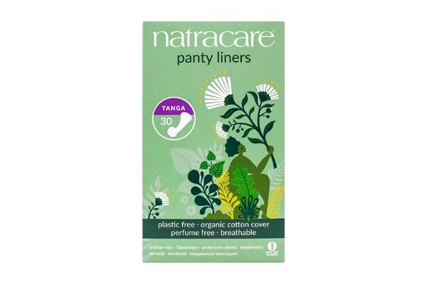Natracare Tanga Panty Liners 30's