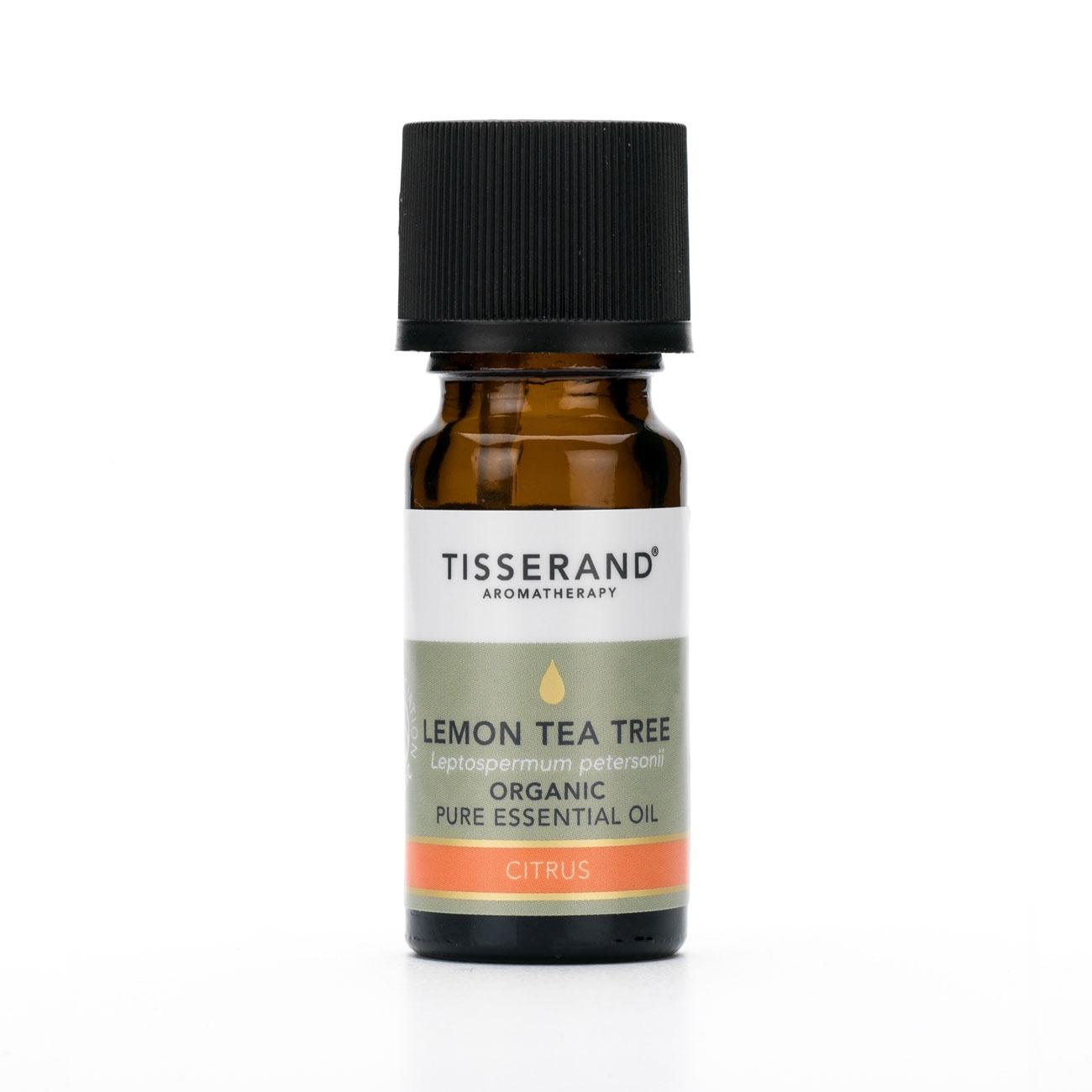 Tisserand Lemon Tea-Tree Organic Essential Oil 9ml