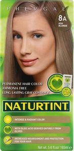 Naturtint Ash Blonde 8A Permanent