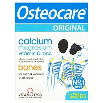Vitabiotics Osteocare Original 30 Tabelts