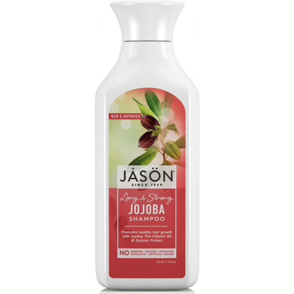 Jason Jojoba Shampoo Long & Strong 473ml