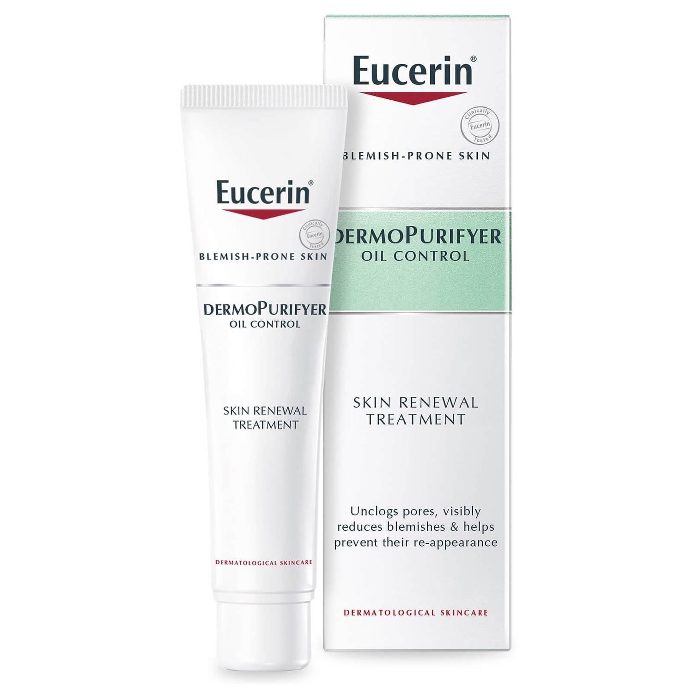 Eucerin DermoPurifyer Oil Control Skin Renewal Treatment 40ml