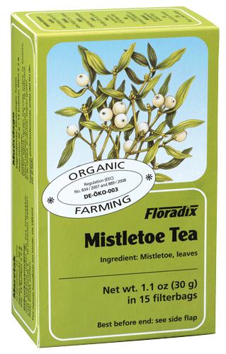 Floradix Mistletoe Herbal Tea 15 filterbags