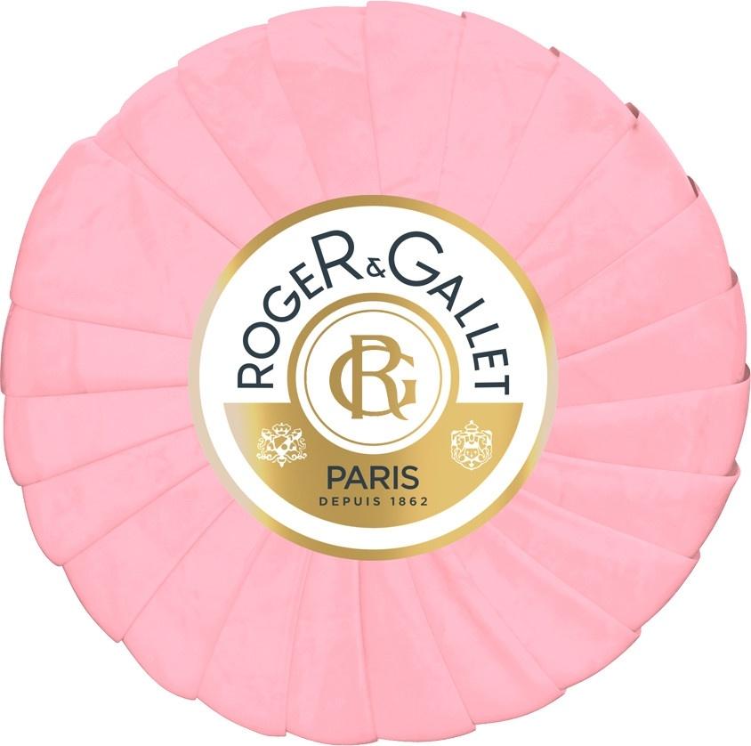 Roger & Gallet Rose Perfumed Soap in Travel Box 100g