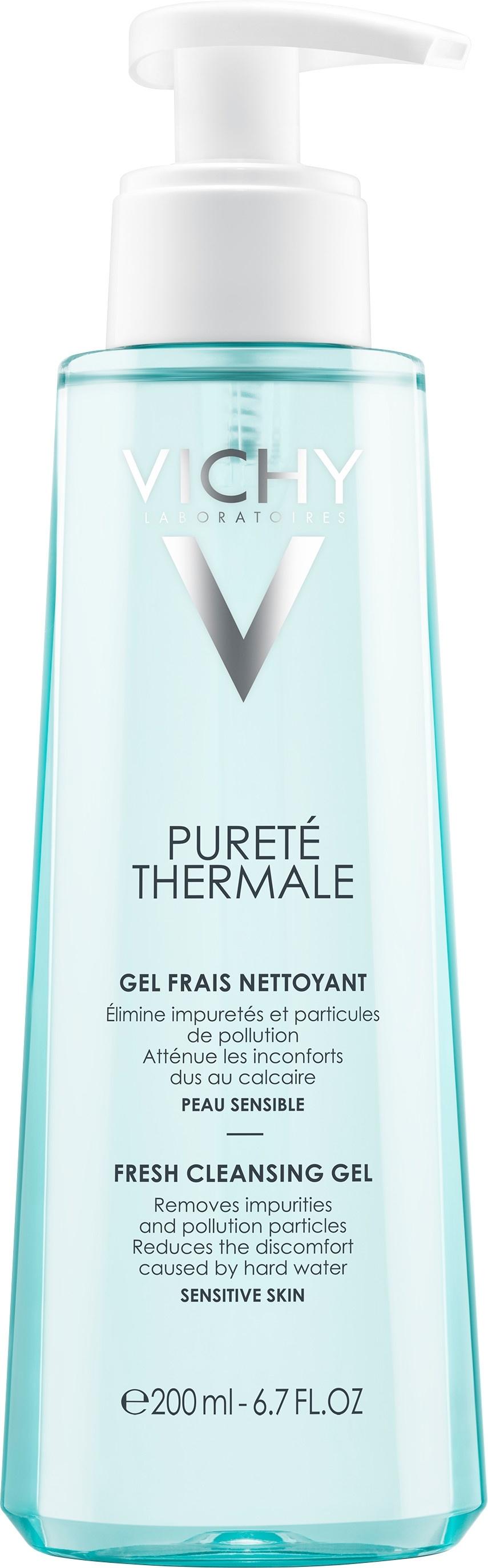Vichy Purete Thermale Fresh Cleansing Gel 200ml
