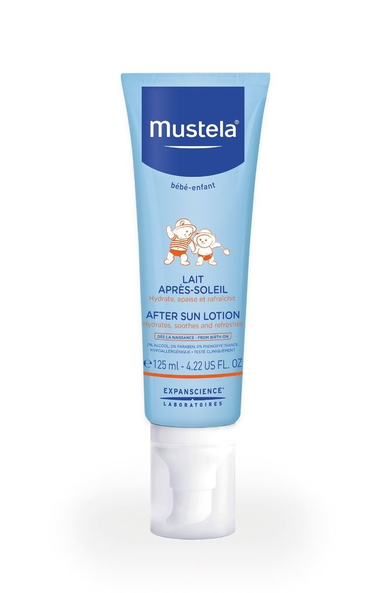 Mustela After-Sun Hydrating Lotion 125ml