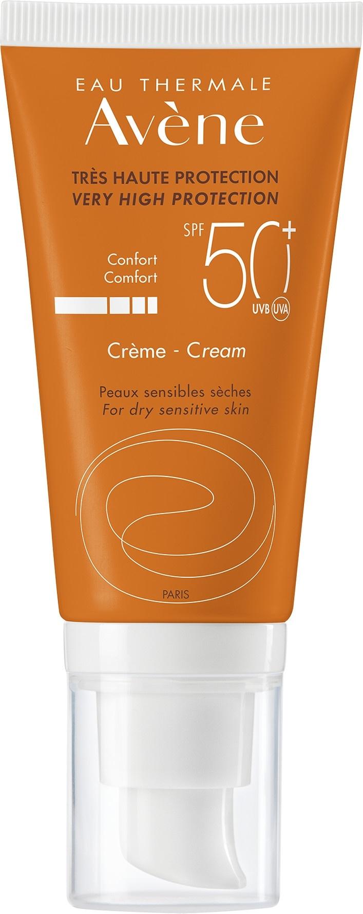 Avene Sun Care Very High Protection Cream SPF50+, 50ml