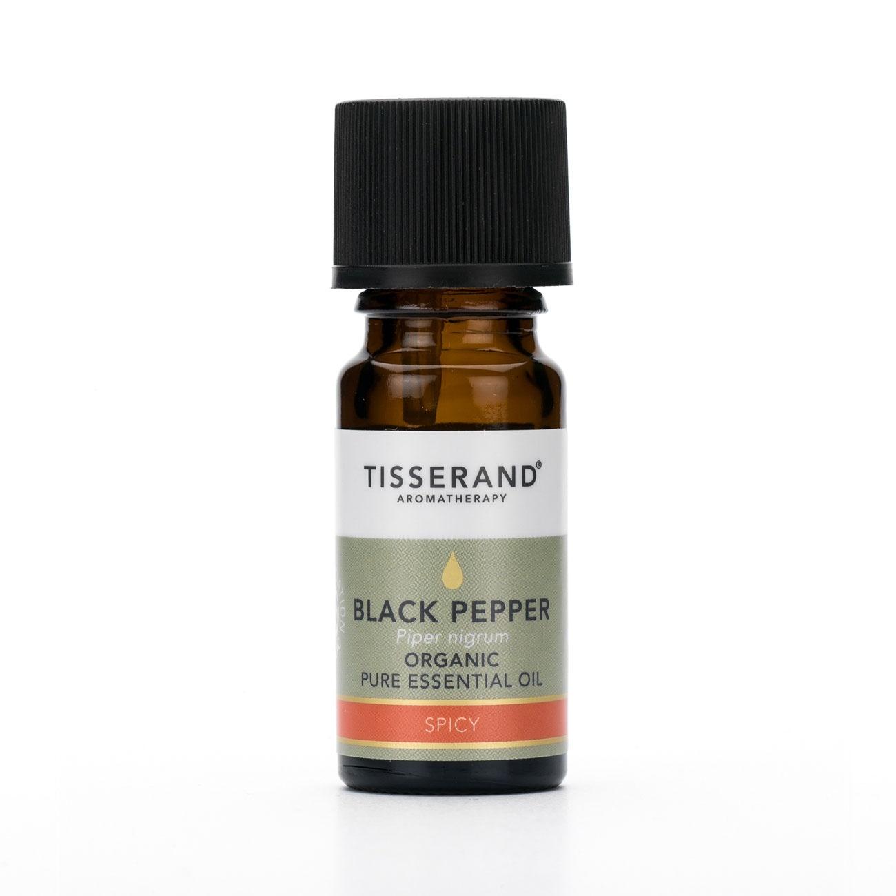 Tisserand Black Pepper Organic 9ml