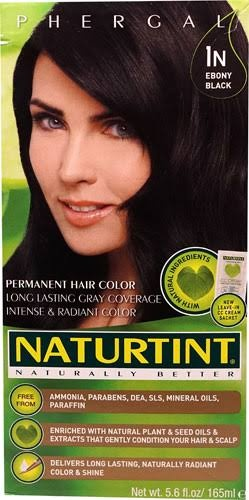 Naturtint Ebony Black 1N Permanent