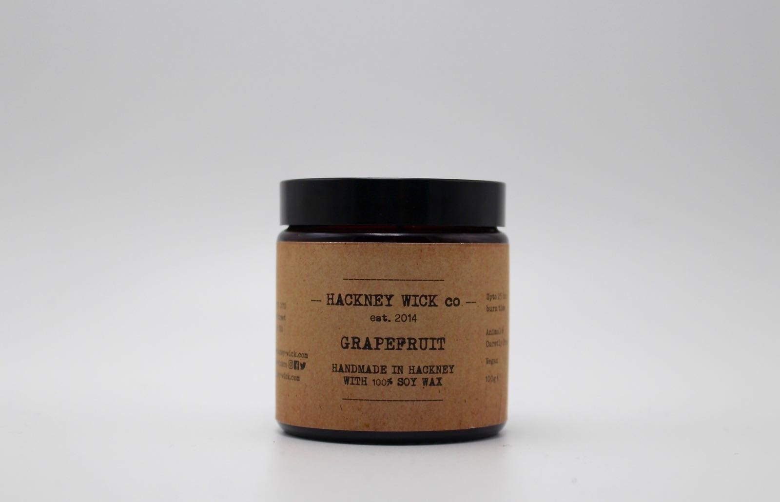 Hackney Wick Co. Grapefruit Candle 100g