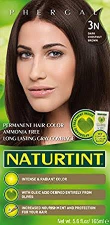 Naturtint Dark Chestnut Brown 3N Permanent