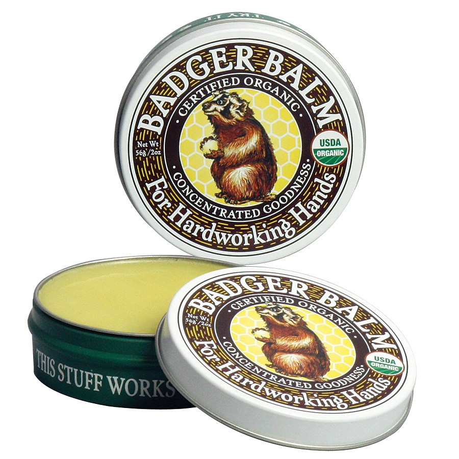 Badger Balm Mini Hardworking Hands 21g