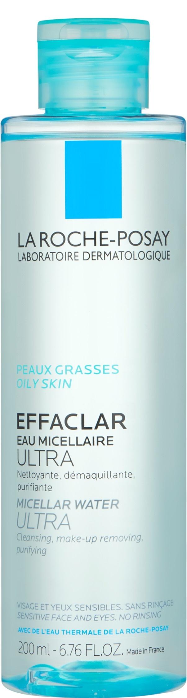 La Roche-Posay Effaclar Micellar Water Ultra - Oily Skin 200ml