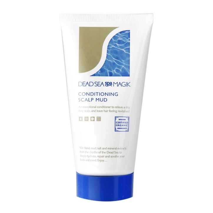 Dead Sea Spa Magik Conditioning Scalp Mud 150ml