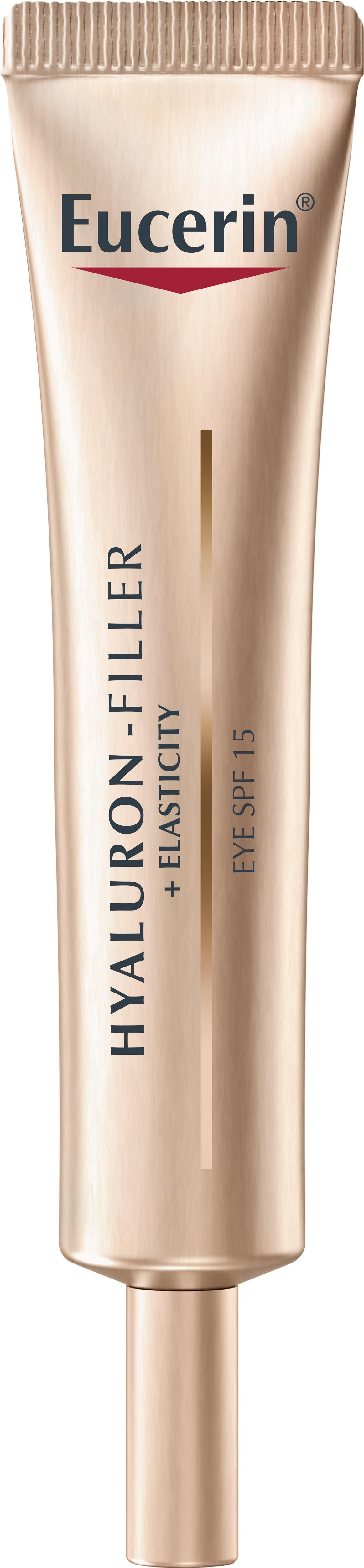 Eucerin Hyaluron-Filler + Elasticity Eye Cream SPF15, 15ml
