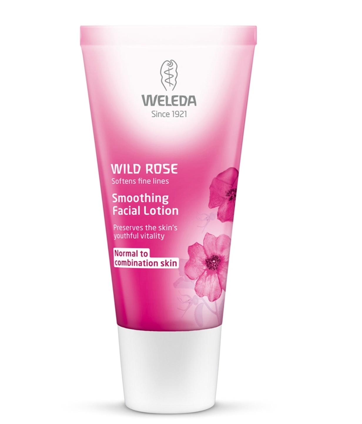 Weleda Wild Rose Smoothing Facial Lotion 30ml